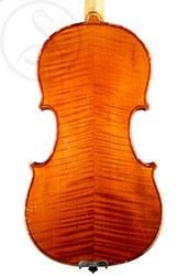 Mirecourt 7/8 Violin back photo