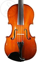 Mirecourt 7/8 Violin front photo