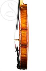 Mirecourt 7/8 Violin side photo