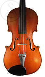 Jerome Thibouville-Lamy Violin front photo