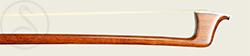 Charles Bazin Violin Bow tip photo