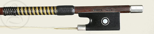 WE Hill & Son Violin Bow