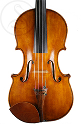 James Steele Violin front photo