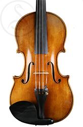 George Wulme Hudson Violin front photo