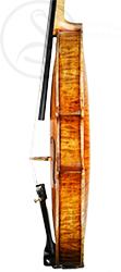 George Wulme Hudson Violin side photo