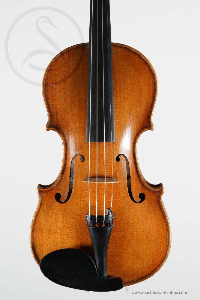 Rodolfo Fredi Violin, Rome 1927