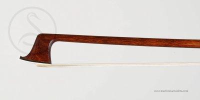 Dominique Peccatte Violin Bow, Paris circa 1845