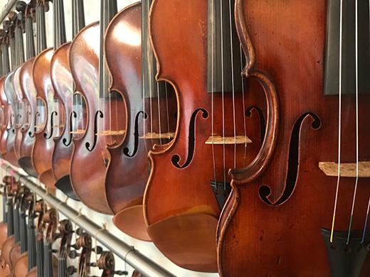 Martin Swan Violins, Avenue House, Wells, BA5 2AJ