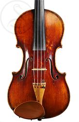 Mittenwald Violin front photo