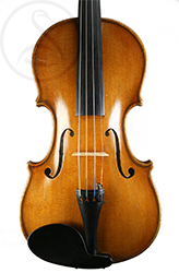 Rodolfo Fredi Violin front photo