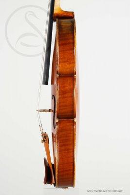 Luigi Galimberti Violin, Milan 1930