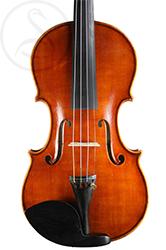 GB Gaibisso Violin front photo