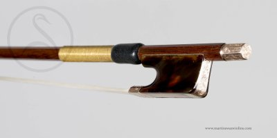 Alfred Tubbs Violin Bow, London circa 1915