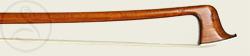 Eugène Sartory Violin Bow head photo