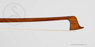 Hermann Prell Violin Bow, Markneukirchen circa 1920