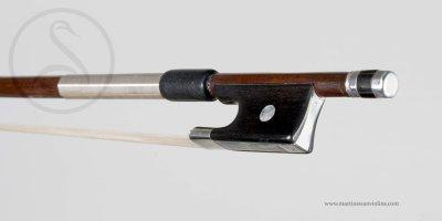Jean Joseph Martin Violin Bow for JB Vuillaume, Paris circa 1870