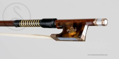 WE Hill & Son Violin Bow, London 1959