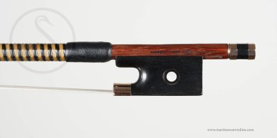 WE Hill & Son Violin Bow, London 1957