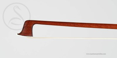 HR Pfretzschner Violin Bow, Markneukirchen circa 1920