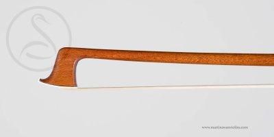 Mars Auguste Husson Violin Bow, Paris circa 1925
