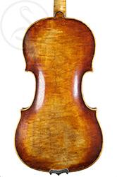 Thomas Hulinzky Violin back photo