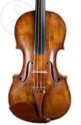 Thomas Hulinzky Violin front photo
