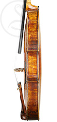 Thomas Hulinzky Violin side photo