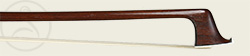 Etienne Pajeot Violin Bow head photo