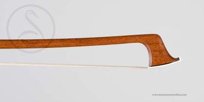Nicolas Maline Violin Bow, Mirecourt circa 1860