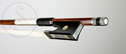 Claude Thomassin Violin Bow frog photo