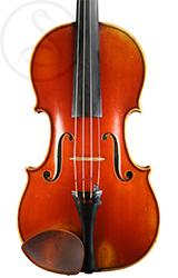 Gand & Bernardel Violin front photo