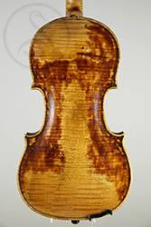 A Fine Prague/Vienna Violin back photo