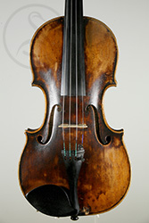 A Fine Prague/Vienna Violin front photo