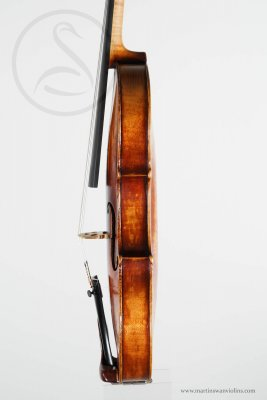 A Fine Anonymous Violin, mid 19th Century