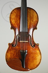 Fine Anonymous Violin front photo