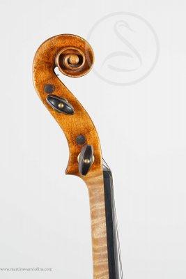 Nicolo Gagliano Violin, Naples circa 1770