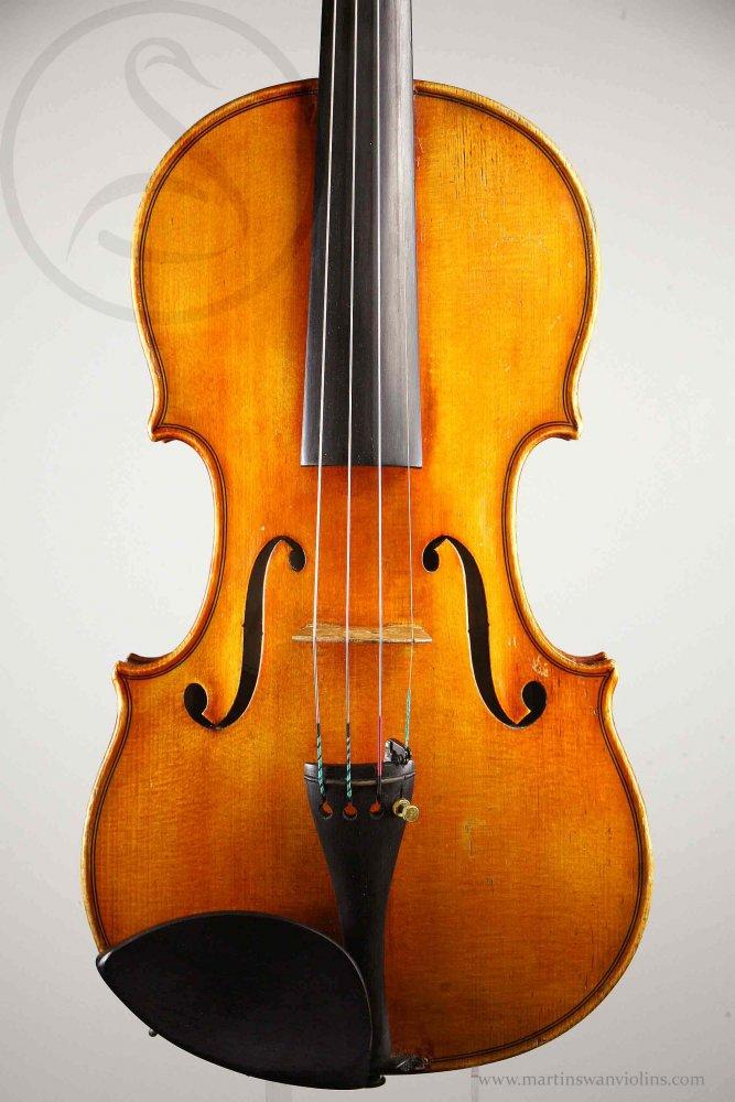 Salsedo violin