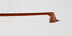 WE Hill & Sons Violin Bow head photo