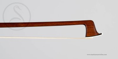 Victor Fétique Violin Bow, Paris, circa 1925