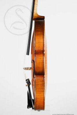 JB Lefevbre Violin, Amsterdam 1760