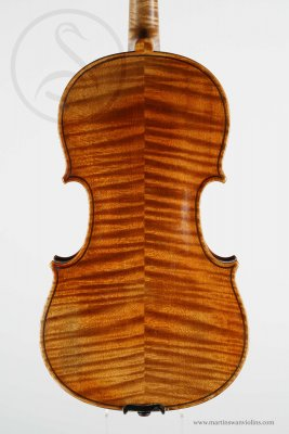 Ch.JB Collin-Mézin Violin, Paris 1885