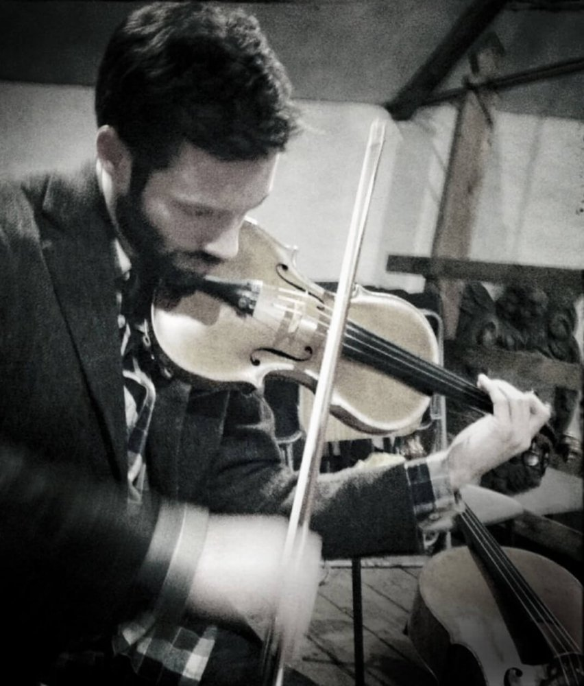 Lewis Murray, violinist