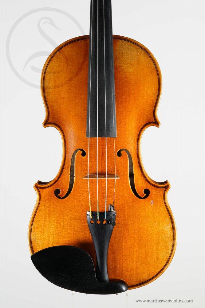 Antonius Pilaš Violin, Stará Paka 1944