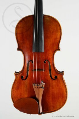 Ferdinand Lantner Violin, Prague 1880