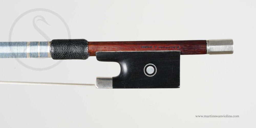 Eugene Sartory Violin Bow, Paris circa 1925