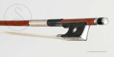 Fornaciari Jr. Violin Bow, Brazil circa 2008
