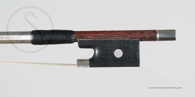 WE Hill & Son Violin Bow, Frank Napier circa 1925