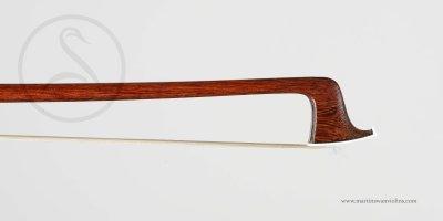Claude Thomassin Violin Bow, Paris circa 1910