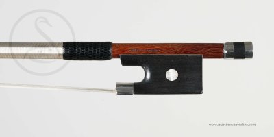 Joseph Henry Violin Bow, Paris circa 1855