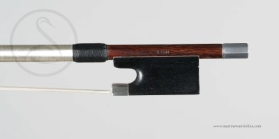 WE Hill & Sons Violin Bow, Arthur Scarbrow 1936